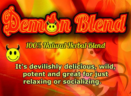 Demon Smoke Blend