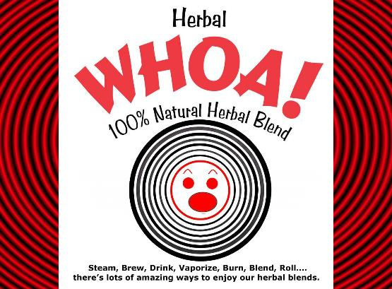 Herbal Whoa Smoking Blend