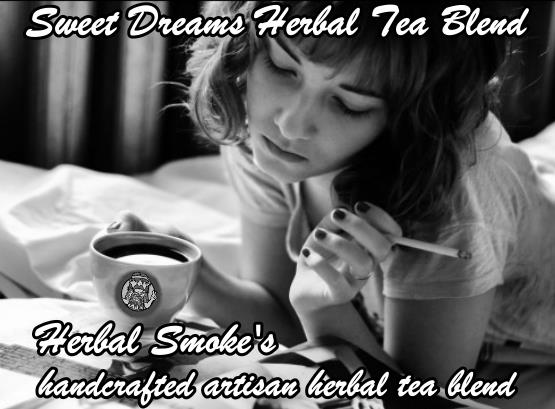 Sweet Dreams Herbal Tea Blend