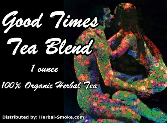 Aphrodisiac Tea Blend