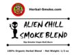"""Alien Chill Herbal Smoke Blend - Just """"Chill Out"""" with Alien"""