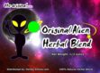 Alien Herbal Smoking Blend
