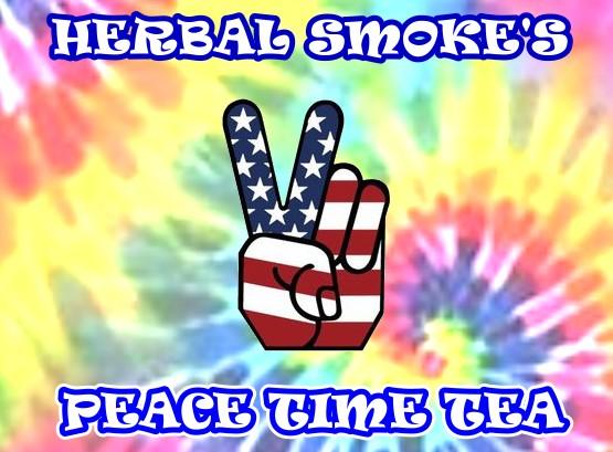 Peace Time Herbal Tea Blend