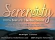 Serenity Herbal Vapor Blend