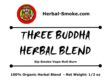 3 Buddha Herbal Smoker