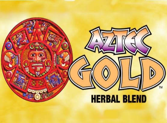 Aztec Gold Herbal Smoke