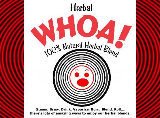 Herbal Whoa Smoking Blend