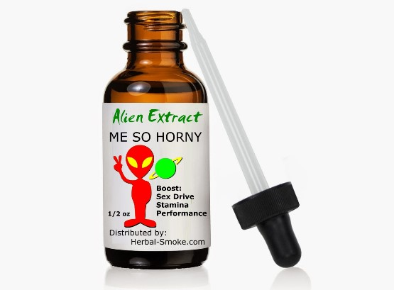 Alien - Horny Herbal Extract