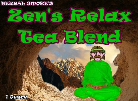 Zen Relax Tea