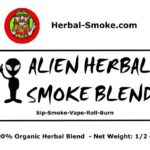 Vape Herbal Smoke Blend