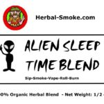 Bedtime Herbal Smoking Blend