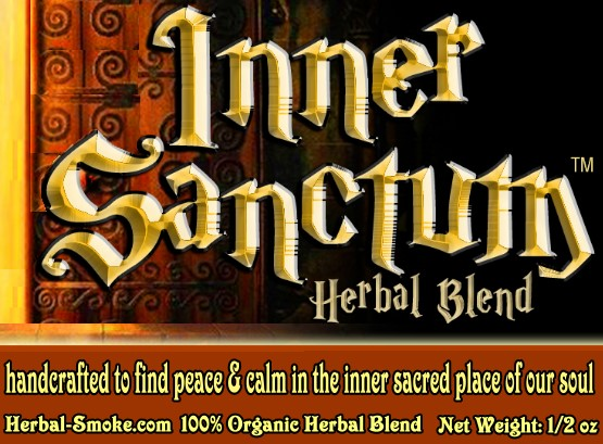 Inner Sanctum Herbal Smoke Legal Blend