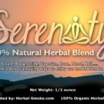 Serenity Herbal Vapor Blend